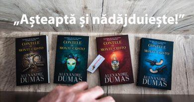 Recenzie: Contele de Monte-Cristo – Alexandre Dumas
